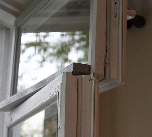 Ремонт деревянных окон своими руками фото
